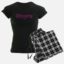 Mayra Red Caps Pajamas