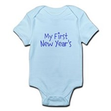 My First New Years Body Suit