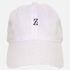 Royal Monogram Z Baseball Baseball Baseball Cap