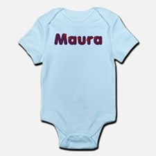 Maura Red Caps Body Suit