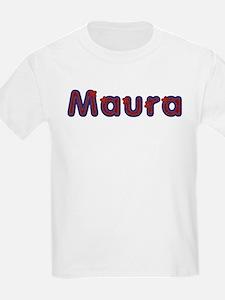 Maura Red Caps T-Shirt