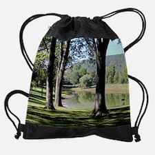 2016 May Otsiningo Park Drawstring Bag
