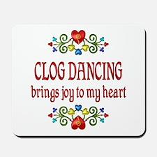 Clog Dancing Joy Mousepad