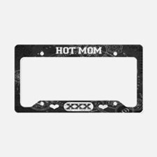 Hot Mom License Plate Holder