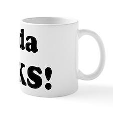 Lynda Rocks! Mug