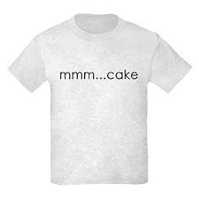 mmm...cake T-Shirt
