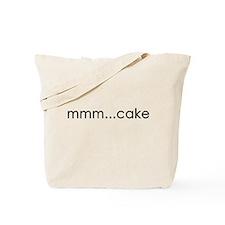 mmm...cake Tote Bag