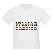 Italian bambino Kids T-Shirt