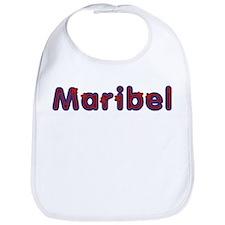 Maribel Red Caps Bib