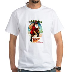 Victorian Santa Claus - Rooftop Chimney Shirt