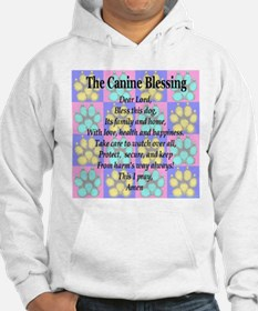 Canine Blessing Hoodie