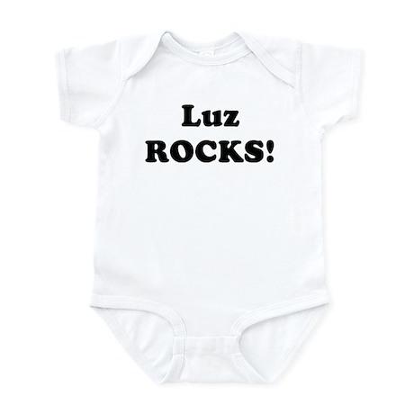 Luz Rocks! Infant Bodysuit