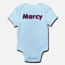 Marcy Red Caps Body Suit