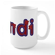 Mandi Red Caps Mug