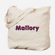 Mallory Red Caps Tote Bag