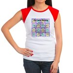 K9 Blessing Women's Cap Sleeve T-Shirt