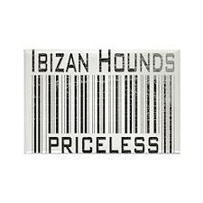 Ibizan Hound Owner Lover Breeder Rectangle Magnet