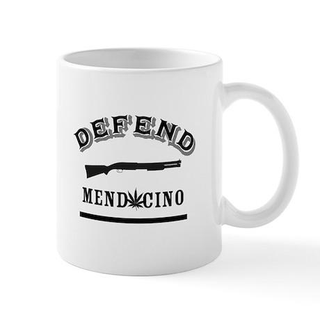 Defend San Francisco Mug