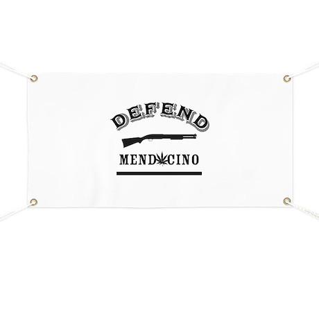 Defend San Francisco Banner