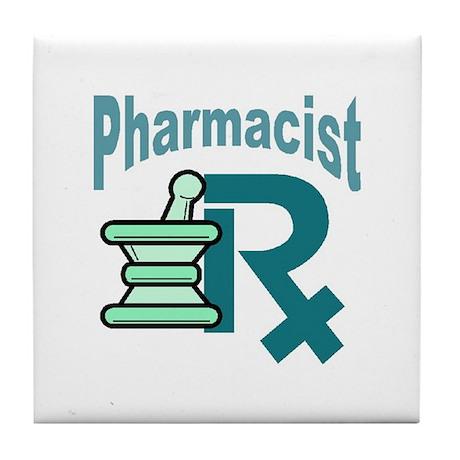 Pharmacist Mart Tile Coaster