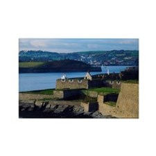 Co Cork, Kinsale, Charles Fort, I Rectangle Magnet
