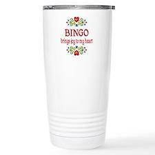 Bingo Joy Travel Mug
