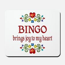 Bingo Joy Mousepad