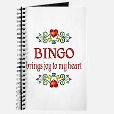 Bingo Joy Journal
