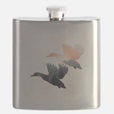 EARLY MORNING RISE Flask