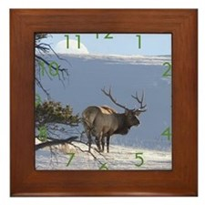 Unique Nature scene Framed Tile