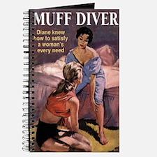 Lesbian Muff Diver Journal