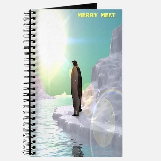 """Pagan Pride """"Merry Meet"""" Journal"""