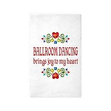 Ballroom Joy 3'x5' Area Rug