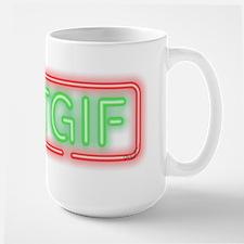 TGIF Large Mug