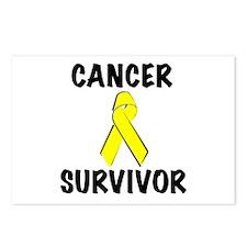 Cancer Survivor Postcards (Package of 8)