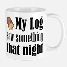 Log Lady Small Small Mug