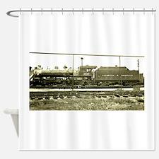 RailroadArkansas Shower Curtain