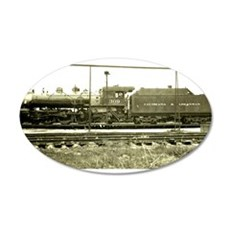 RailroadArkansas Wall Decal