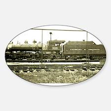 RailroadArkansas Decal
