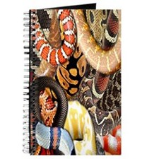 Snake Collage Journal