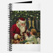 A Christmas Visit from St. Nick Journal