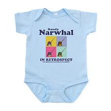 Randy Narwhal Infant Bodysuit