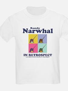 Randy Narwhal T-Shirt
