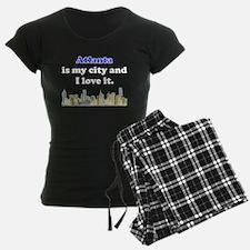 Atlanta Is My City And I Love It Pajamas