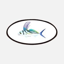 Roosterfish fish Patches