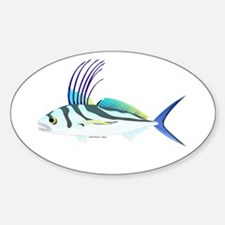 Roosterfish fish Decal