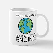 Worlds Greatest Control Systems Engineer Mug