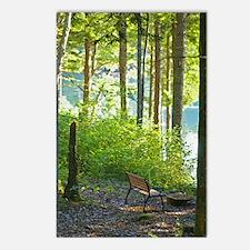 """Benchwarmer"" Postcards (Package of 8)"