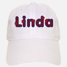 Linda Red Caps Baseball Baseball Baseball Cap