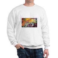 Victorian Birthday Bouquet Sweatshirt
